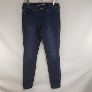 Universal Thread Dark Wash Blue Skinny Jeans